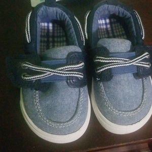 Carters Cosmo Boys Boat Shoes